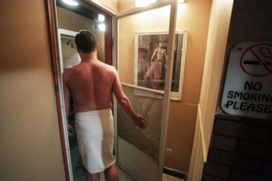Hannover gay sauna