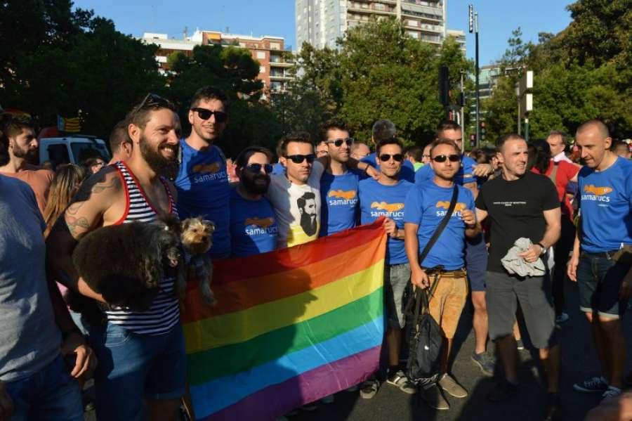 gay organizations valencia