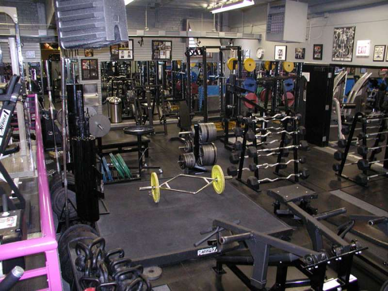 ohio Gay gyms in