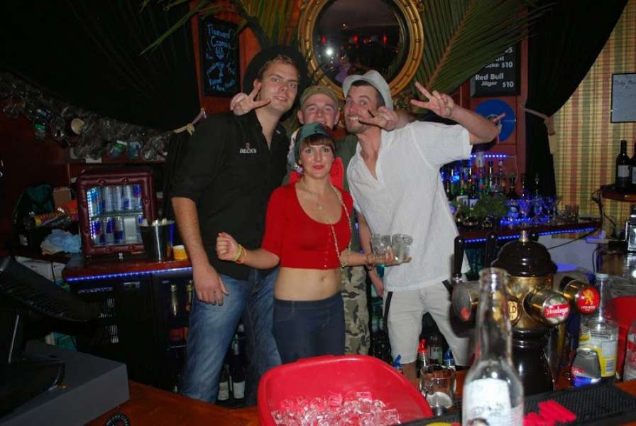 CRUZ, Christchurch - gay bar in Christchurch, New Zealand ...